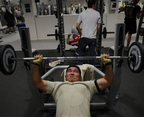bench press alone how to get bigger bench pressing alone