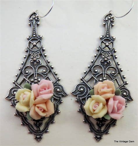 vintage jewelry supplies vintage style jewelry supplies brass filigree and