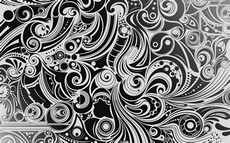 wallpaper hitam garis gambar abstrak hitam dan putih pola garis satu warna