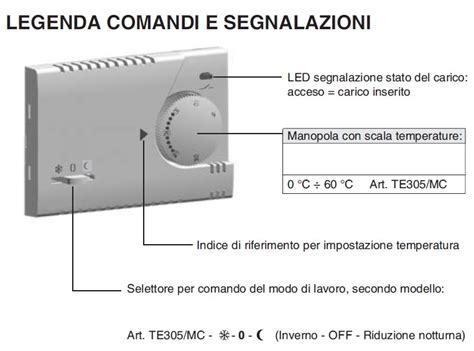 termostati per riscaldamento a pavimento termostato con sonda per impianto di riscaldamento pavimento