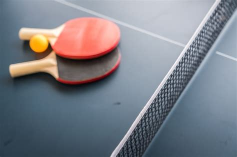 free ping pong table table tennis or ping pong photo free