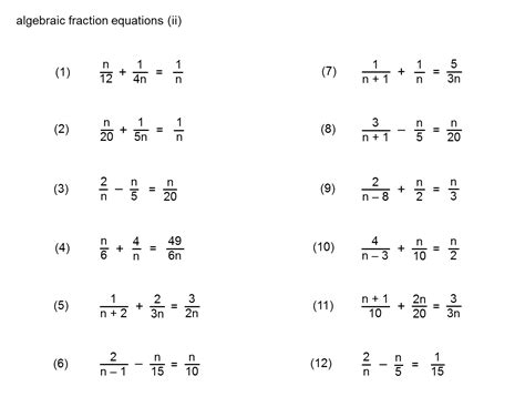 6th Grade Equations Worksheets by 13 Best Images Of Area And Perimeter Worksheets