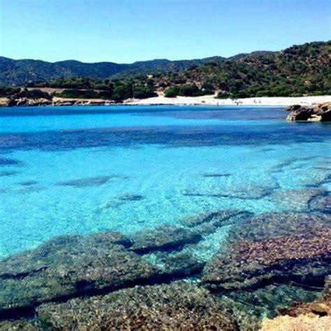 porto corallo villaputzu spiaggia di porto tramatzu villaputzu my sardinia