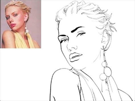 tutorial photoshop line art 20 awesome photoshop cartoon tutorials and actions