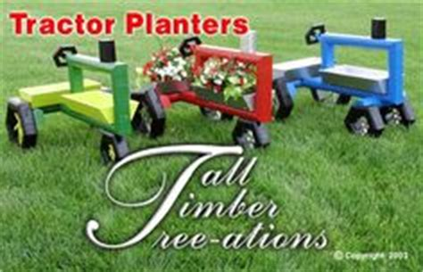 Landscape Timbers At Tractor Supply Landscape Timber Tractor With Flowers Planters