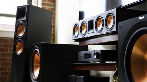 home theater systems surround sound speakers klipsch