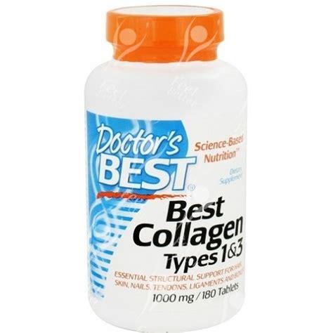 Top Collagen doctor s best best collagen types 1 3 1000mg x180tabs