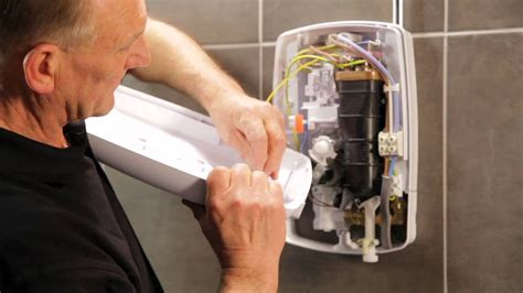 How To Take A Fast Shower by Electric Showers Quot How To Install T80z Fast Fit And
