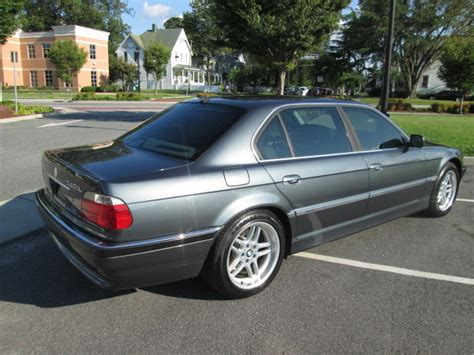 2001 bmw 740il review 2001 bmw 7 series pictures cargurus