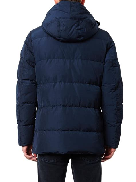 Quilted Parkas by Woolrich Pocono Quilted Parka In Blue For Lyst