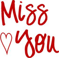 miss you clip missing cliparts