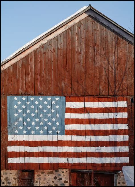 Usa Barns The Painted Barns Project 187 Archive 187 Gallery Of