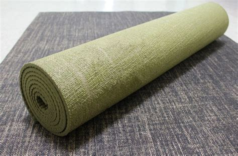 Biodegradable Mat by Eco Jute Mat Per Blended With Biodegradable Jute Fiber