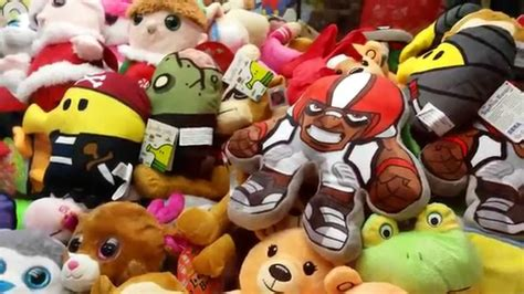 doodle jump plush new doodle jump plush in the claw machines