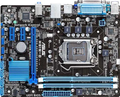 Asus H61m D By Ardy Komputer asus b75m a vs asus h61m d motherboard comparison