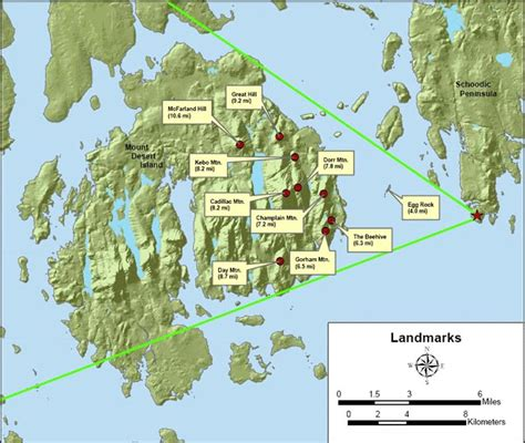 acadia national park map official snapshot of the day one image per post 2 page 338