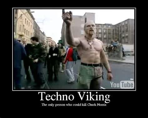 Know Your Meme Techno Viking - techno viking picture ebaum s world