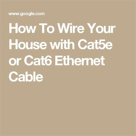 how to wire your house with ethernet 25 best ideas about ethernet wiring on pinterest information technology electrical