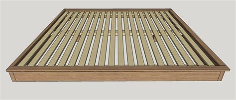 build  king sized platform bed diywithrick