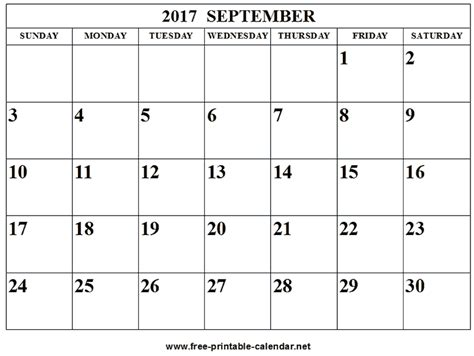 printable calendar september 2017 to august 2018 september 2017 calendar monthly printable 2018 calendar