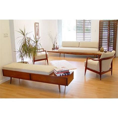 modern adrian pearsall sofa 889 s for craft associates inc