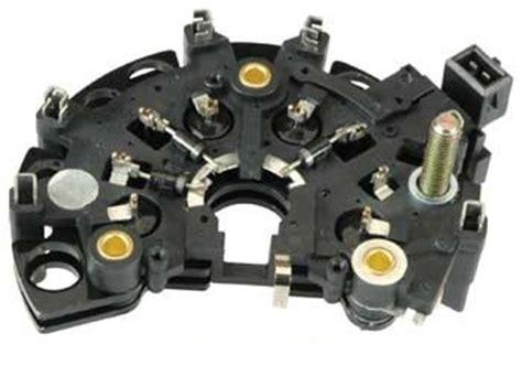 diode alternator bosch ibr738 bridge rectifier 12 volt bosch alternators
