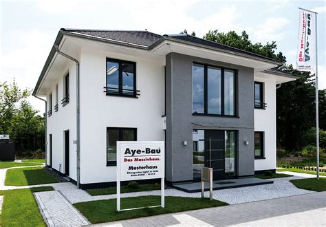 musterhaus potsdam musterhaus villa babelsberg aye bau www immobilien