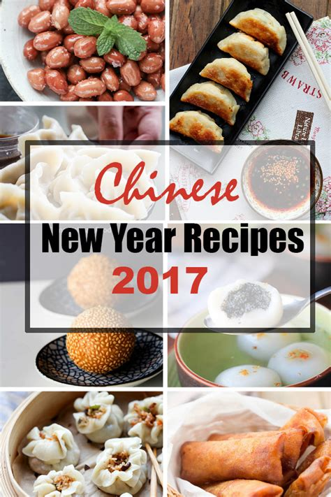 recipes for new year new year recipes for 2017 china sichuan food