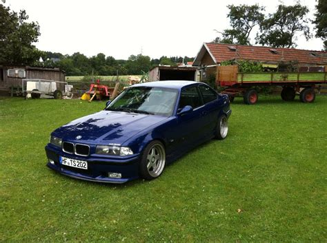 Bmw 3er Verbrauch Benzin by E36 328i Coupe 3er Bmw E36 Quot Coupe Quot Tuning Fotos
