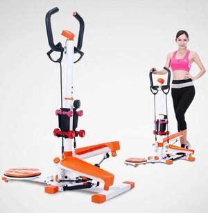 Alat Fitness Murah New Air Climber Mini Stepper Mini Steper multi stepper alat fitnes murah jual harga fitness kaki