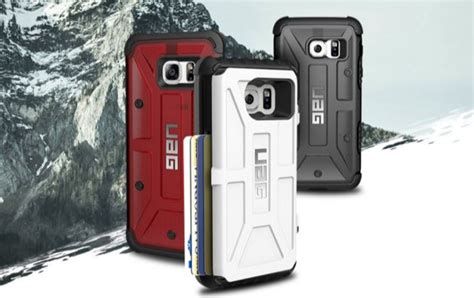 Uag Casing Samsung Galaxy Note 5 Armor Gear Back Cover armor gear announces cases for samsung galaxy s7