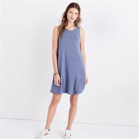 Tank Dress 10 by Leith Ruched Con Tank Dress Rank Style