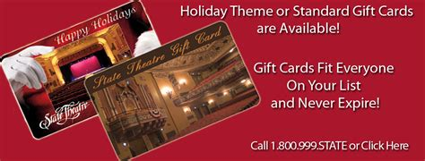 Holiday Valley Gift Cards - state theatre easton pa lehigh valley theater tickets box office