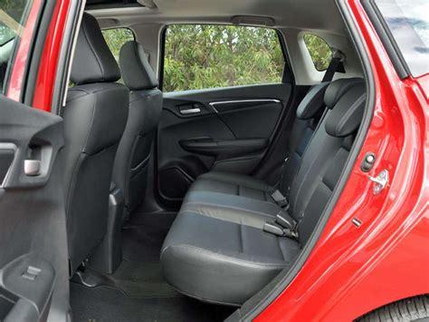 honda fit seat comfort 2015 honda fit first drive review autobytel com