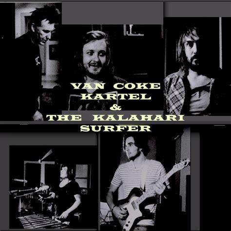 Coke Kartel Vinyl - zafrikaans sjambok