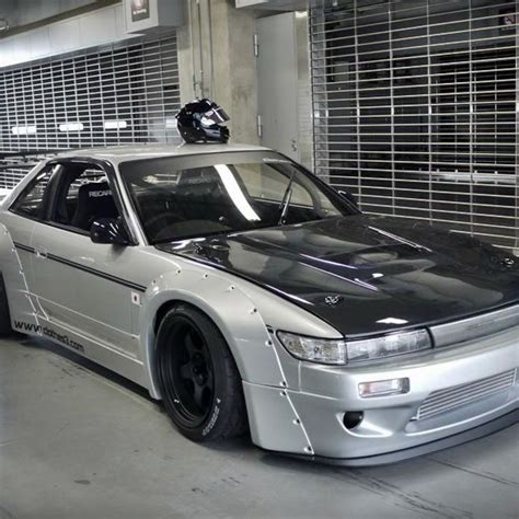 nissan 240sx widebody s13 wide kit pixshark com images galleries