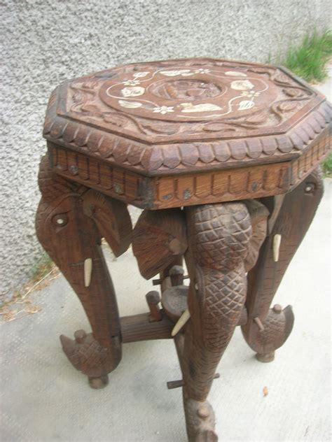 sgabello usato sgabello ottagonale artigianato etnico africano museo
