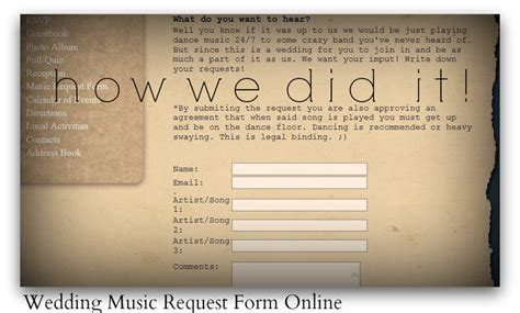 wedding rsvp website wedding website wording for request forms this would totally work on rsvp cards