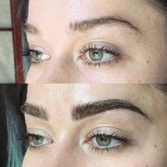 tattoo eyebrows montreal brushy brow 2017 trend eyebrows know your arch