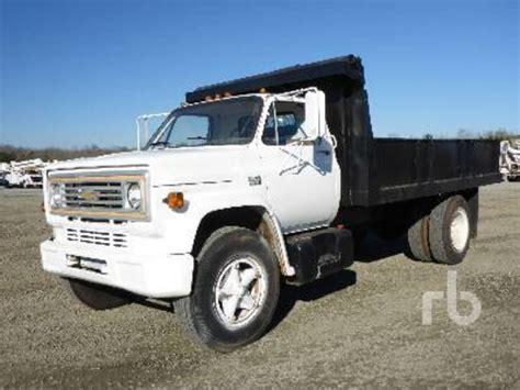 Chevrolet C70 Dump Trucks For Sale Used Trucks On