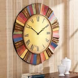 nice Tuscan Kitchen Wall Clocks #1: $_35.JPG