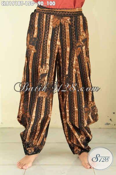 Celana Batik Boim Betawi Dewasa Panjang All Size Cl1 model celana batik terkini produk batik busana wanita muda dan dewasa untuk til gaya