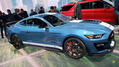 How Much Is The 2020 Ford Mustang Shelby Gt500 by How The 2020 Ford Mustang Shelby Gt500 May Stand Up To The