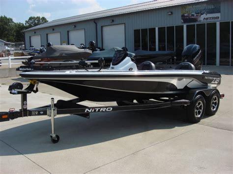 nitro bass boat z18 nitro z18 bass boats new in warsaw mo us boattest