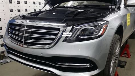 mercedes 2018 s class 2018 mercedes s class facelift this is it