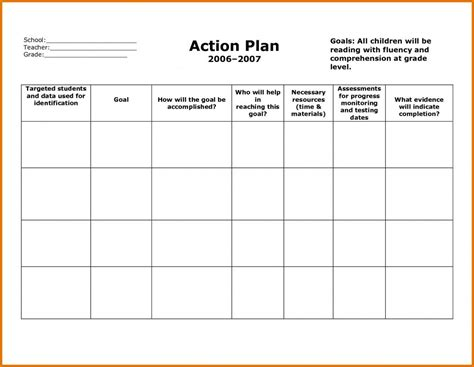 template for preschool lesson plan template for preschool template business