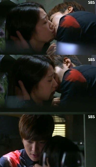 video film lee min ho kiss lee min ho talks about his passionate kiss scene with park