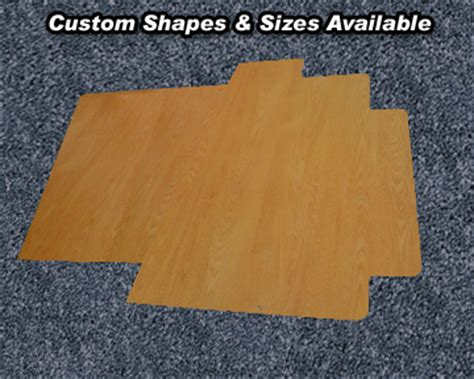 Custom Chair Mat by Wood Chair Mats Are Wood Mats By Floormats