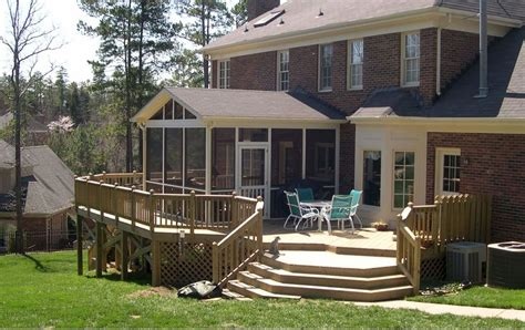 17 best ideas about small screened porch on