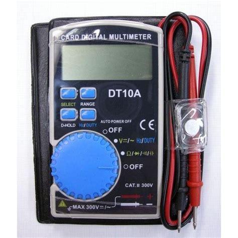 Pocket Size Digital Multimeter Dt832 pocket size digital multimeter dt10a black jakartanotebook